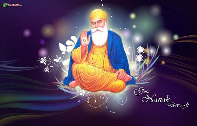 guru nanak hd live wallpaper
