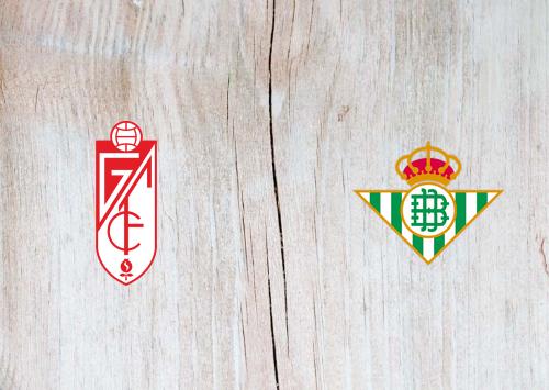 Granada vs Real Betis -Highlights 27 October 2019