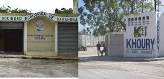 SOEBA acusa a Khoury Industrial de atentar contra medio ambiente