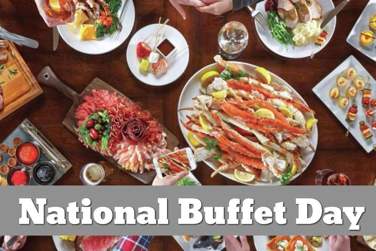 National Buffet Day Wishes Photos