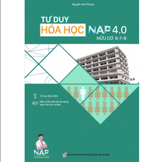 Tư Duy Hóa Học NAP 4.0 Hữu Cơ 6-7-8 ebook PDF-EPUB-AWZ3-PRC-MOBI