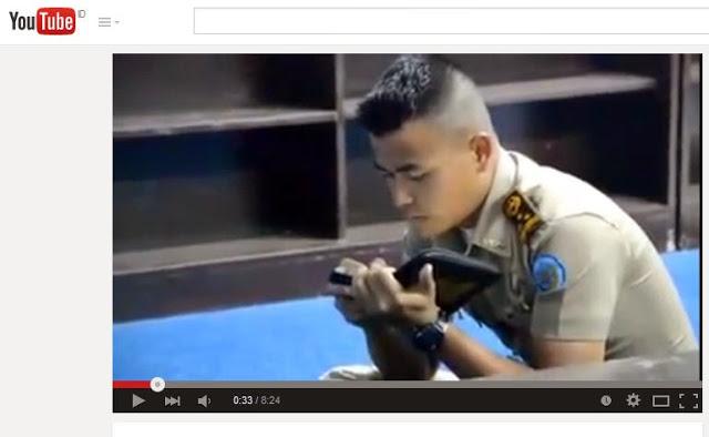 """Keren! Mahasiswa IPDN Membuat Video """"Aku Anak Rohis"""""""