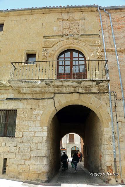 Arco del Postigo, Toro
