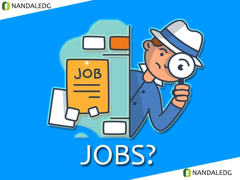 Sulitnya mencari kerja