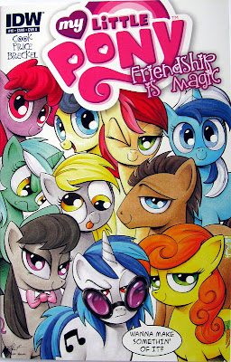 MLP:FiM #10 Cover A