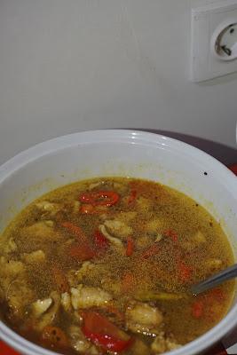 Sup ikan Hotel Harris Pontianak
