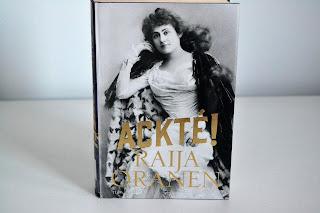 Ackte Raija Oranen books