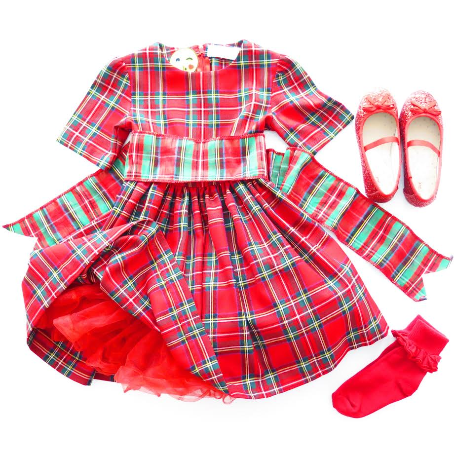 everyday plaid creating christmas red plaid christmas clothes. Black Bedroom Furniture Sets. Home Design Ideas