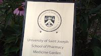 The Medicine garden, a university initiative - Elizabeth Park, West Hartford, CT