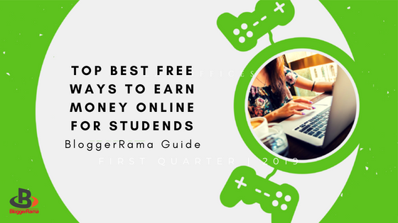Top Best 25 Free Ways to Earn Money Online for Students in India