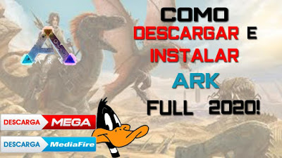como descargar e instalar ark survival evolved para pc