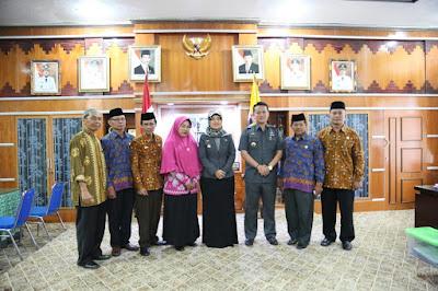 Asosiasi Guru Agama Islam Lampung Timur Terbentuk