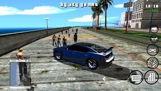 SAIU MELHOR!! GTA MOD GTA SAN ANDREAS  PARA CELULARES ANDROID COM GRÁFICOS EM HD (APK+DATA)+DOWNLOAD