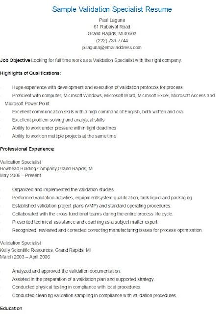 cleaning validation engineer resume 28 images cleaner cv sle