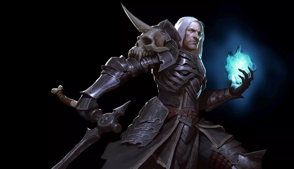the necromancer (bone spear)