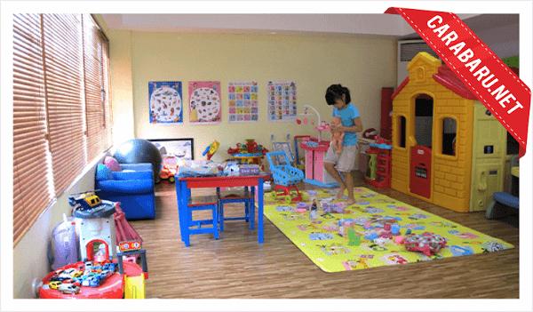 10 Desain Ruang Bermain untuk Meningkatkan Kecerdasan Anak