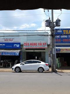 Đại Lý Cửa hàng Vải Ký Long Khánh dời về 58 HOÀNG DIỆU
