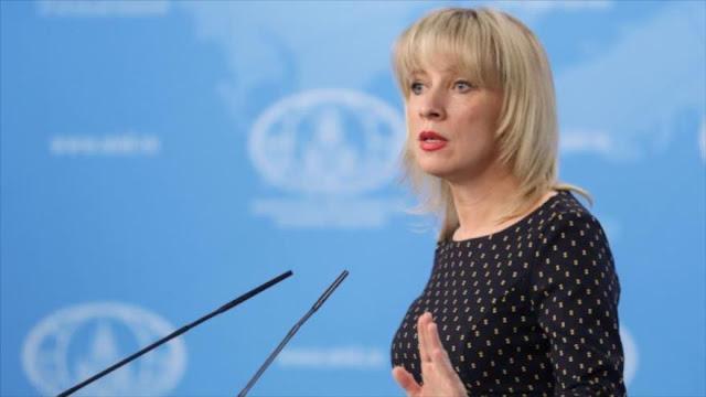 Rusia refuta las 'ficticias' acusaciones de EEUU contra Maduro