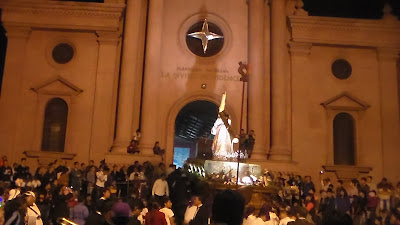 entrada jesus nazareno del desamparo quinto domingo de cuaresma 2017