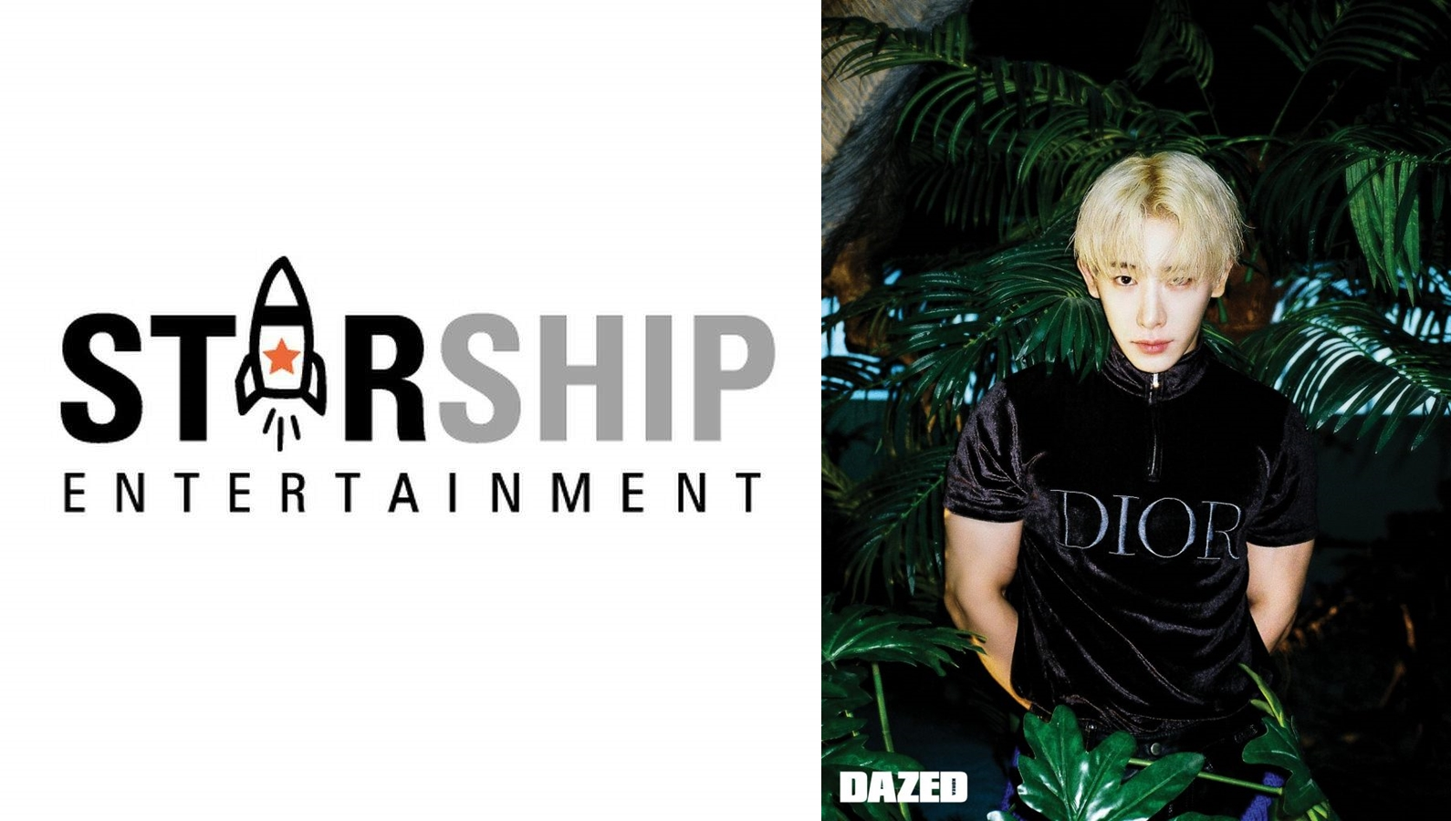 Starship Entertainment Terminates Their Contract With Wonho and Respond to The Drug Case