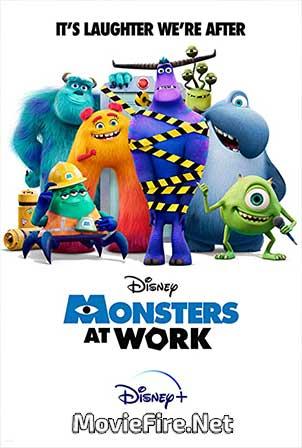 Monsters At Work Season 1 (2021)