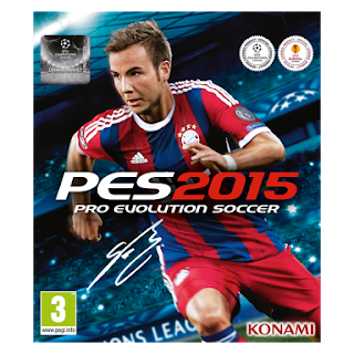 Download Pro Evolution Soccer 2015 High Compress PSP/PPSSPP Iso