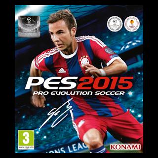 Download Pro Evolution Soccer 2015 High Compress PSP/PPSSPP Iso