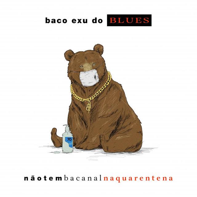 [Crítica Musical] Track-by-Track: 'Não Tem Bacanal Na Quarentena' de Baco Exu do Blues