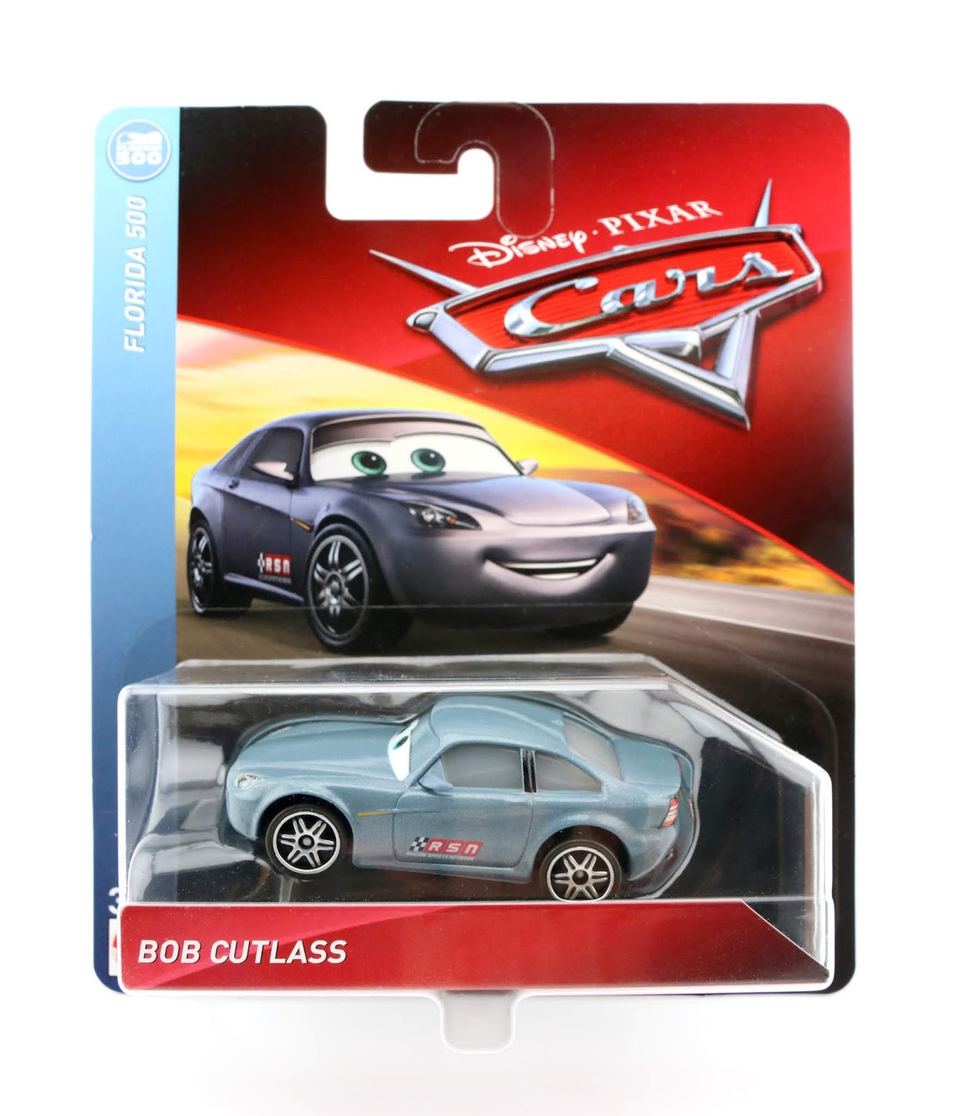 cars 3 bob cutlass diecast