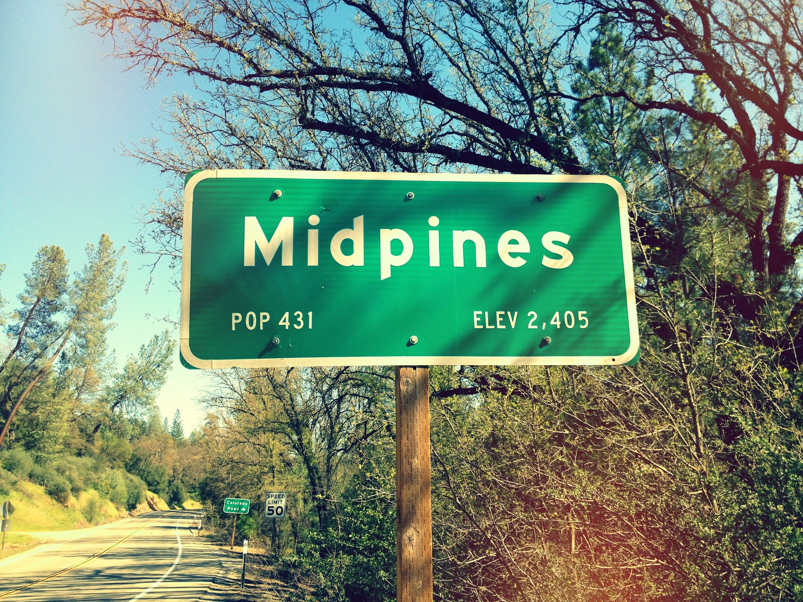 Kim And Curt S View From The Van Quot Midpines Pride Of The