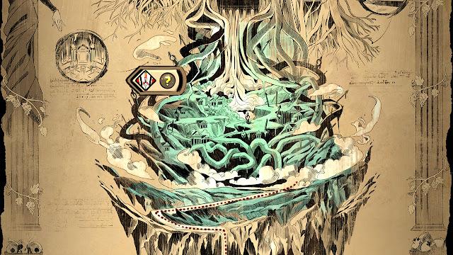 Análisis de Hades - Diseño artístico