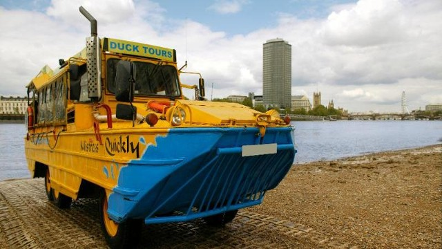 London Duck Tours - www.All-About-London.com
