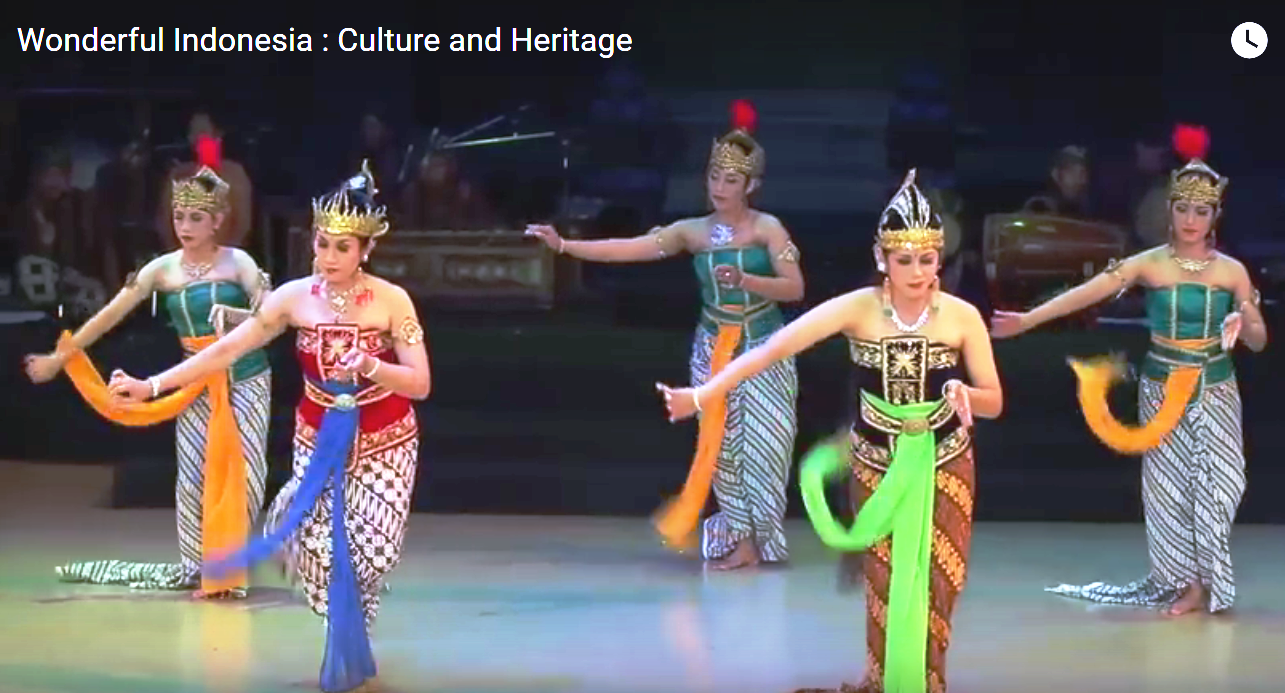 Wonderful Indonesia Culture And Heritage Tourism Indonesia