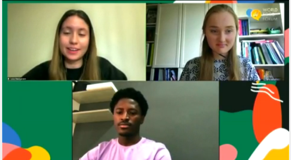 World Food Forum: Youth take charge of shaping the future of food at landmark event