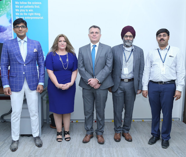 AstraZeneca opens dedicated Development Operations office in Bengaluru to support expansion of its clinical research footprint in India
