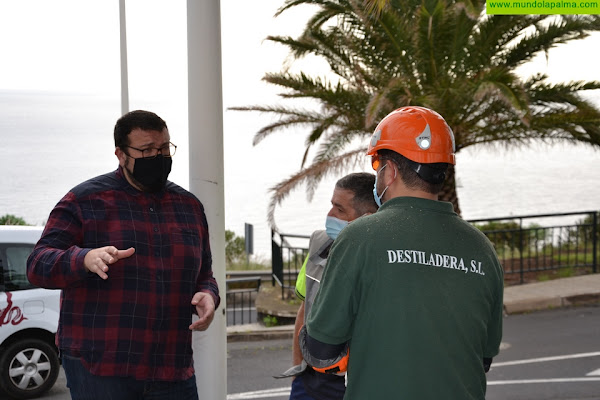 El Ayuntamiento de Santa Cruz de La Palma y La Destiladera colaboran para implantar la inserción laboral