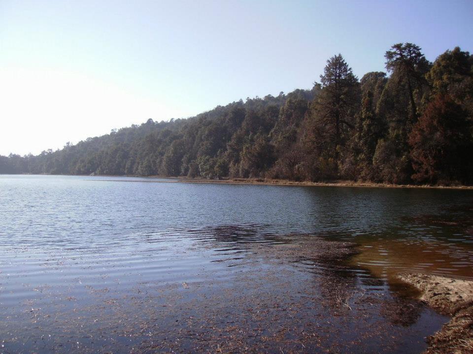 Ramaroshan Lake in Ramaroshan Site
