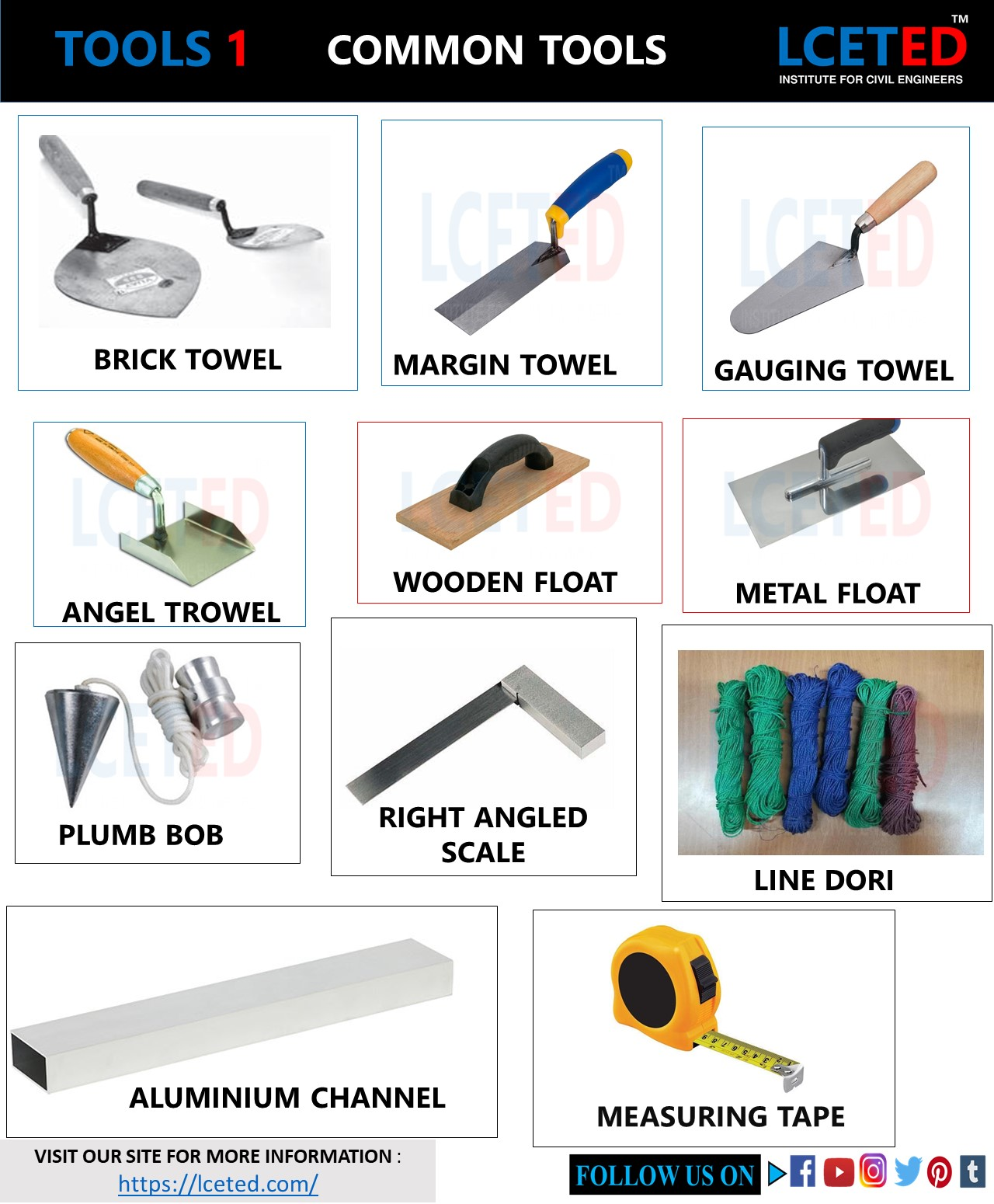 ALL YOU WANT TO KNOW ABOUT MASON TOOLS