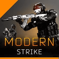 Modern Strike Online v1.0 Mod Apk Data (Unlimited Ammo)