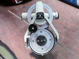Darmatek Jual Kompas Ushikata S-27 Surveying Compas Transit