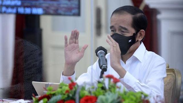 Jokowi Soroti Kabar Negatif Media Asing soal Covid 19 di RI, Dipo Alam: Apa Gak Cukup Pakai Buzzer?