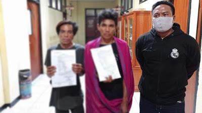 Kronologis Pencurian Ternak Kerbau di Wera, Para Pelaku Sempat Dikepung