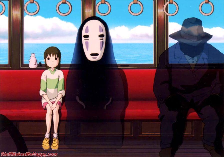 2. Spirited Away (2001)