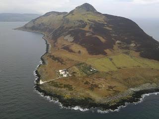 Arran Island, Escocia