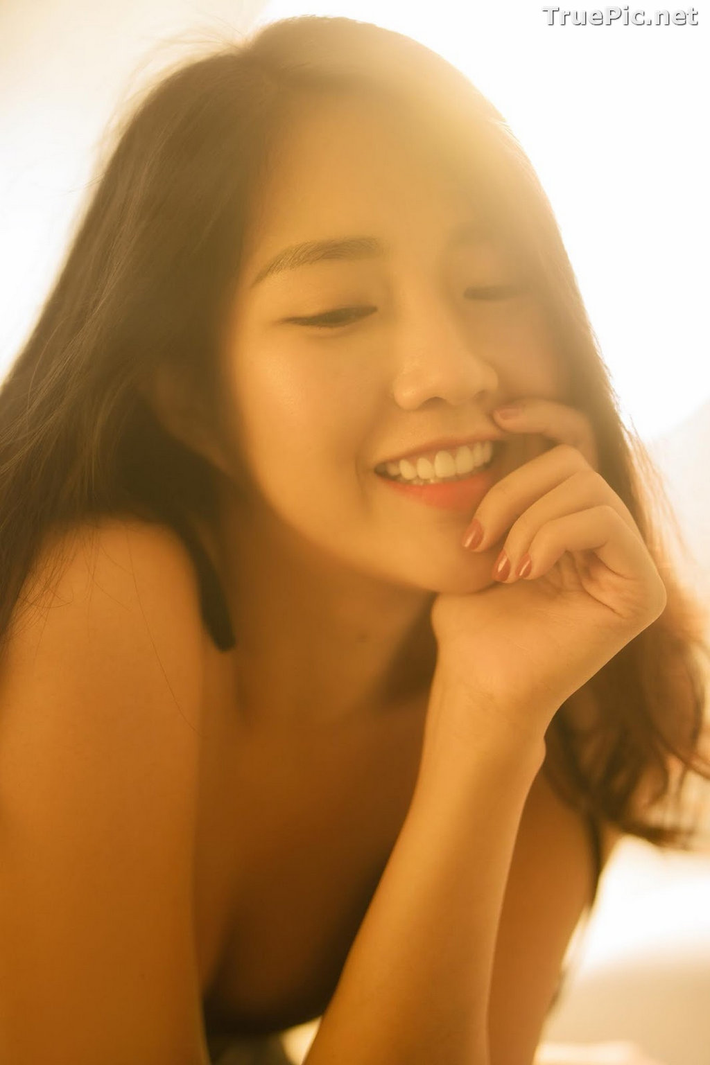 Image Vietnamese Hot Girl - Nguyen Hoang Kieu Trinh - My Black Angel - TruePic.net - Picture-2