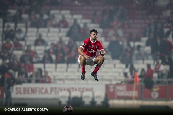 Oficial: El Benfica renueva a Gabriel hasta 2024
