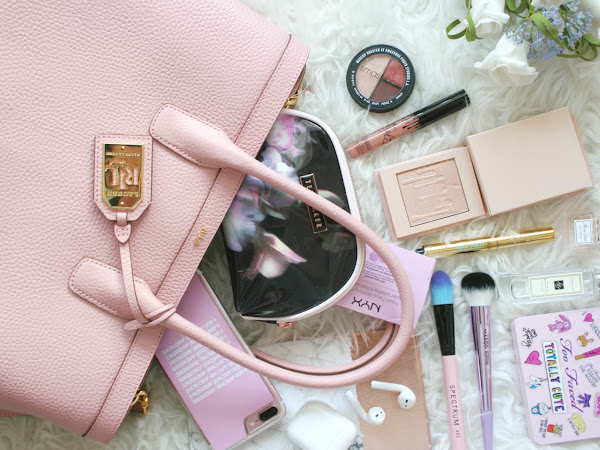 Whats Inside My Ralph Lauren Handbag