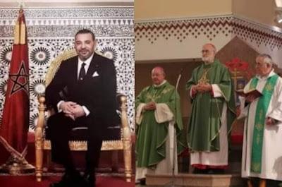 """""""الكاردينال كريستوبال لوبيز روميرو"""" يشكر أمير المؤمنين"""