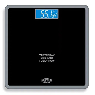 Hoffen HO-18 Digital Electronic LCD Personal Body Fitness Weighing Scale | Best Digital Weighing Machine for Home in India | Best Weighing Machine Reviews