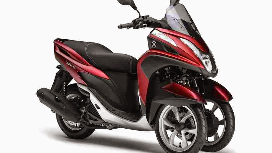 Yamaha Tricity 125 Specifications - Yamaha Tricity Philippines